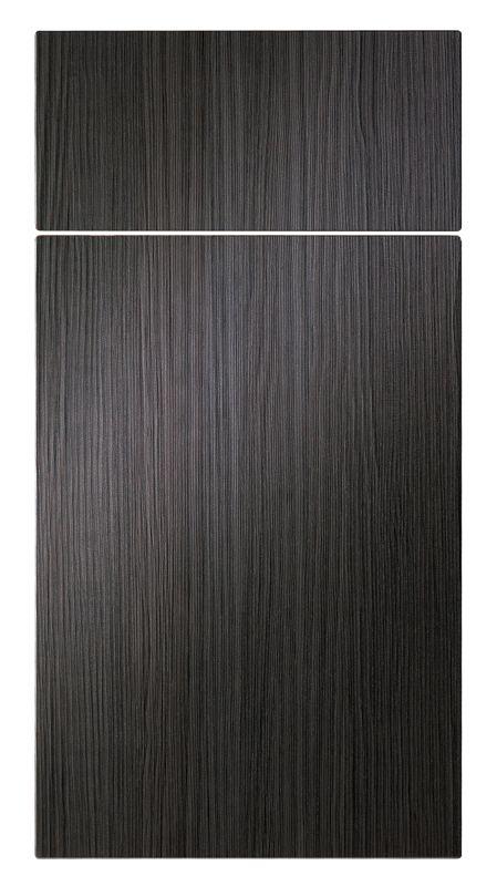 Kona Textured 3d Laminate Shown On Our Elegante Ii Door Style Laminate Colours Classic Black White Raised Panel