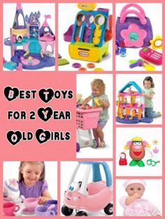 Best Toys For 2 Year Old Girls Birthday Gift Ideas For 2