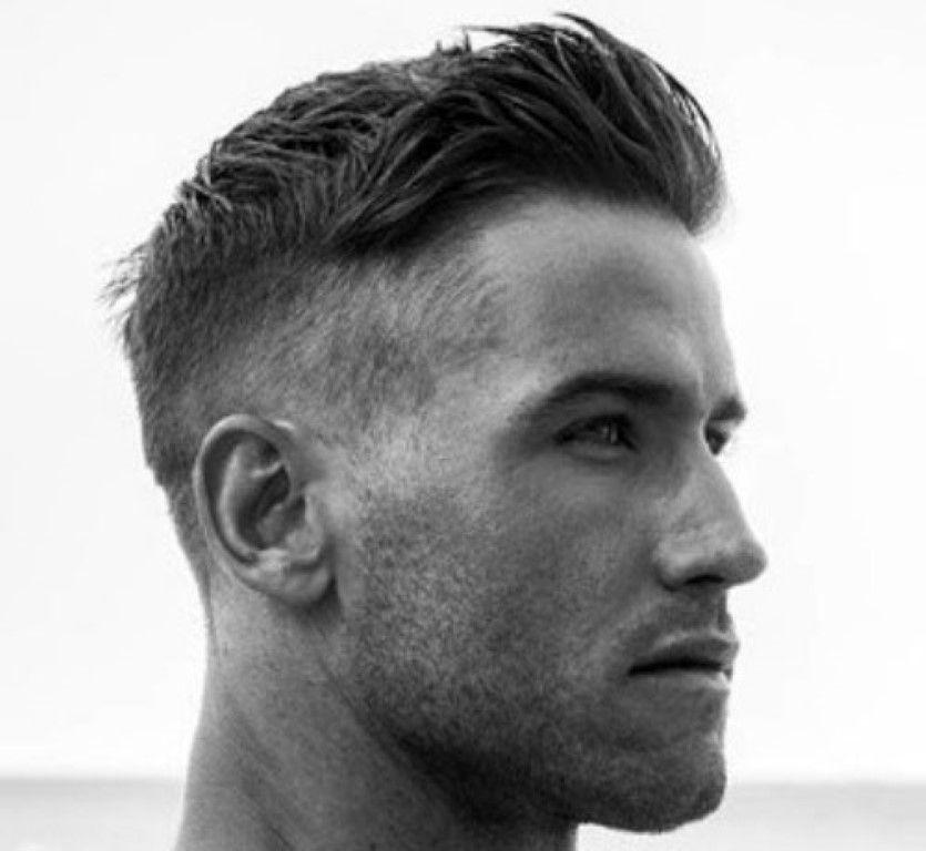 Top High Fade Haarschnitte Mnner Frisuren Pinterest High Fade