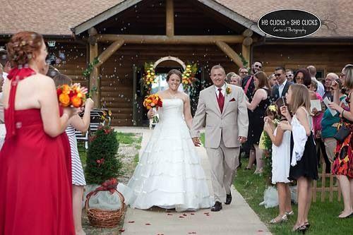 Davis Lodge Wedding Lake Bloomington Il Bloomington Il