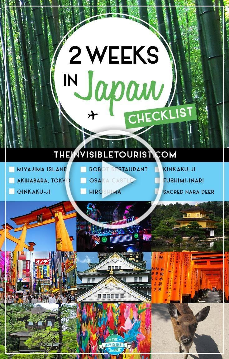 2 Weeks in Japan: A Complete Itinerary for First-Timers | The Invisible Tourist #japan #japantravel #japanitinerary #invisibletourism #2weeksinjapan #tokyo #kyoto #hiroshima #osaka #nara #hakone #miyajima