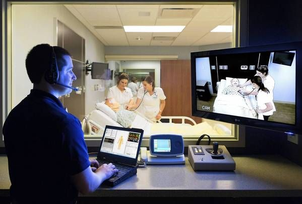Central Dupage Hospital To Get New Simulation Center Training Center Hospital Simulation