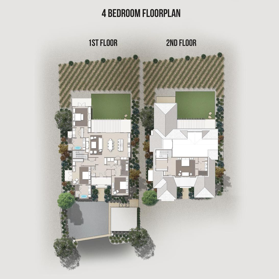 Four Seasons Napa Valley 4 Bedroom Residence | Villa plan ... on napa valley pool, napa valley style, napa valley photography, napa valley house plan, napa valley dining room, napa valley site plan, napa valley aerial view, napa valley architecture, napa valley living room,