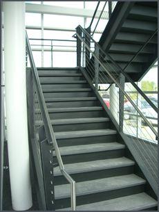 Miscellaneous Steel   Steel Handrails   Industrial Platforms   Handrails    Hand Rails   Cable Rails   Guardrails   Guard Rails   Stairs   Industrial  ...