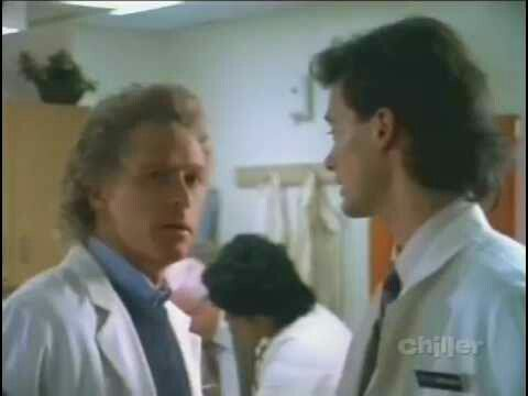 A STOLEN HEART. First aired on February 27, 1988, starring Damir Andrei, Kenner Ames, William Katt, T.J. Scott, Sherry Flett and Masha Grenon. Teleplay was by Robert DeLaurentis. Directed by Rene Bonniere. A doctor questions medical ethics when a wealthy patient is given preferential treatment.