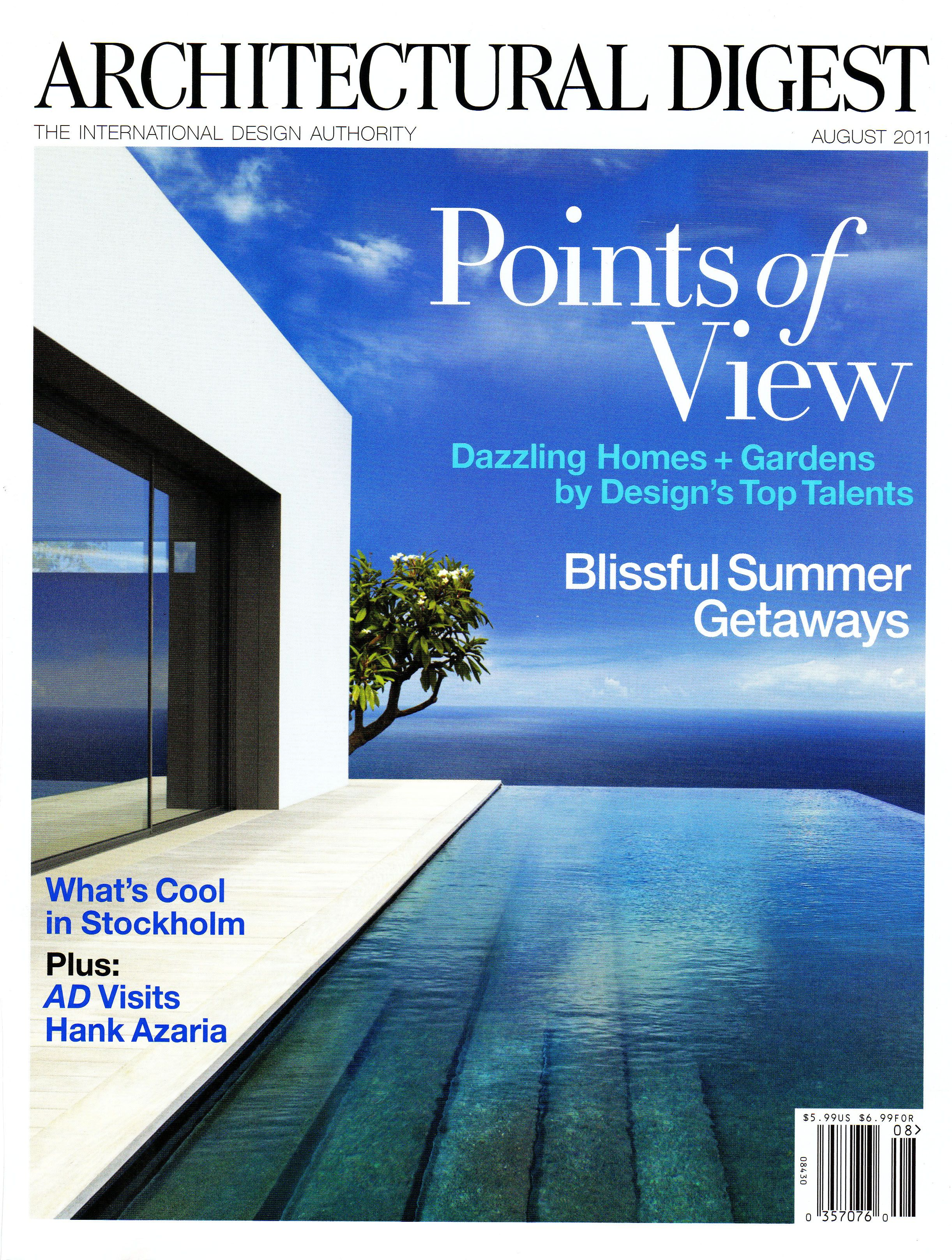 Architecture Design Authority image result for architectural digest august 2013 | magazine