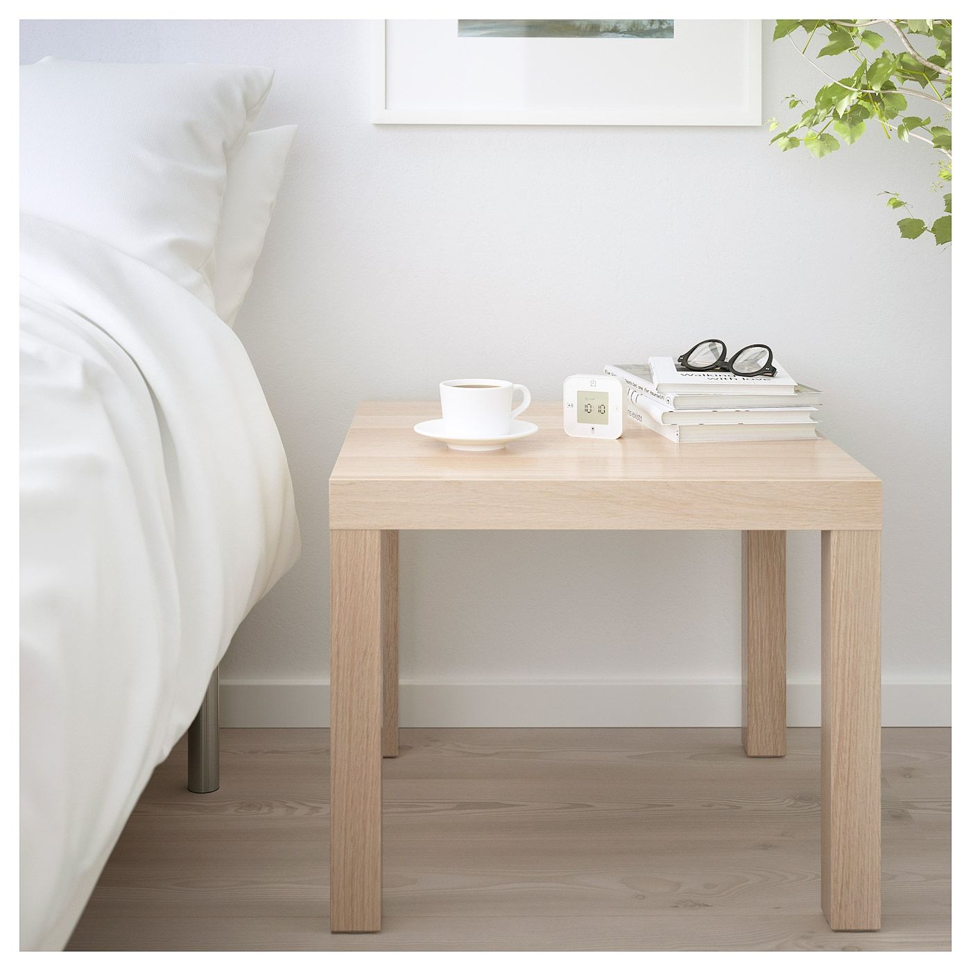 Lack Beistelltisch Eicheneff Wlas Ikea Osterreich Ikea Lack Side Table White Side Tables White Side Table Bedroom