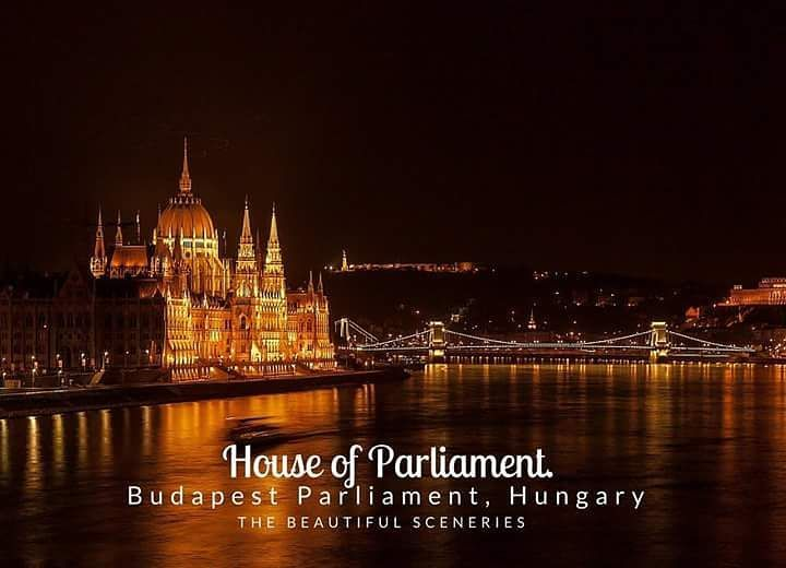 The Parliament Building A Magnificent Example Of Neo Gothic