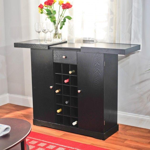 Attractive 19 Elegant Wine Rack Design Ideas