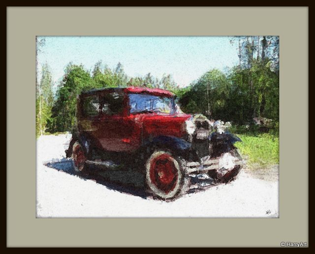 Ford Model A 1930 !!!