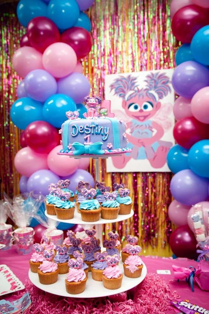 Abby Cadabby Party Birthday Party Ideas Ideas para fiesta - decoracion de cumpleaos
