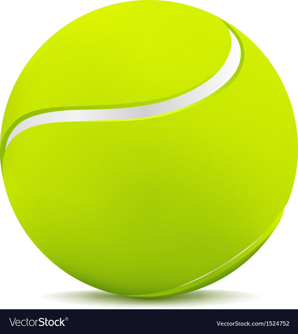 Tennis Ball Download A Free Preview Or High Quality Adobe Illustrator Ai Eps Pdf And High Resolution Jpeg Versions Tennis Ball Tennis Ball