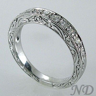 antique wedding bands - Antique Wedding Ring