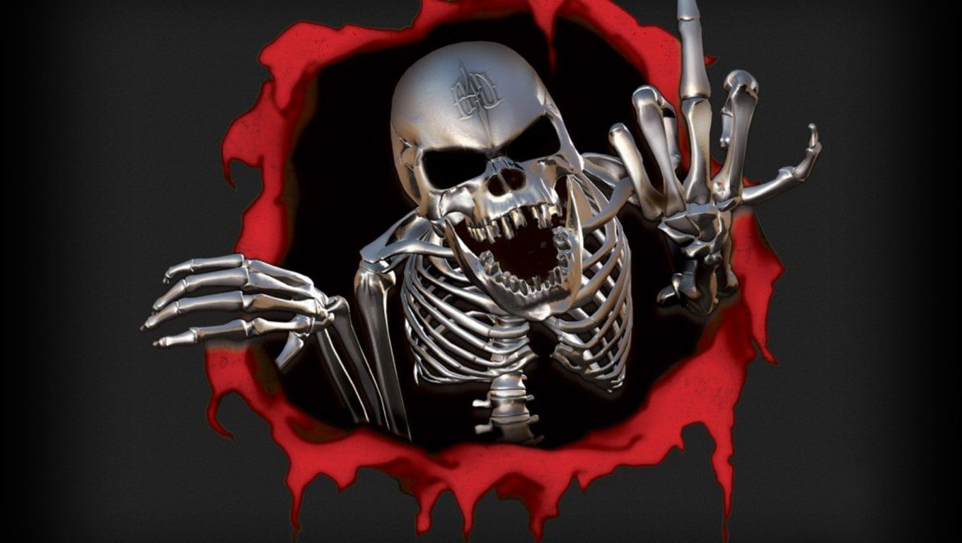 Skeleton Wallpapers HD Backgrounds Images Pics Photos Free
