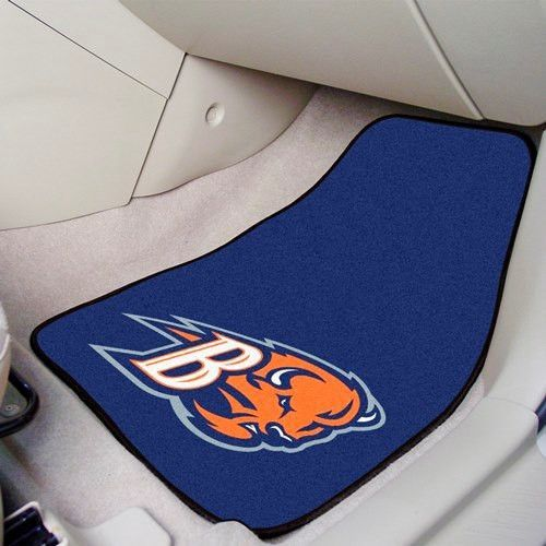 Bucknell University 2pc Carpeted Car Mats