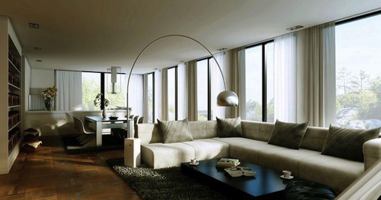 Studio apartment interior 3ds max scene interior design for 3ds max interior
