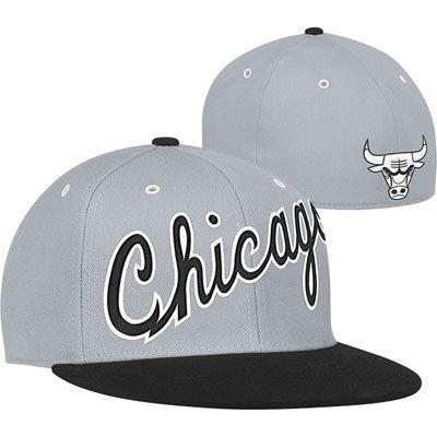 Chicago Bulls Mitchell   Ness Hardwood Classic Fitted Hat  31.99 ... 9b07927cb