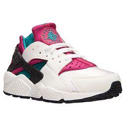 Retro running shoes, Nike air huarache
