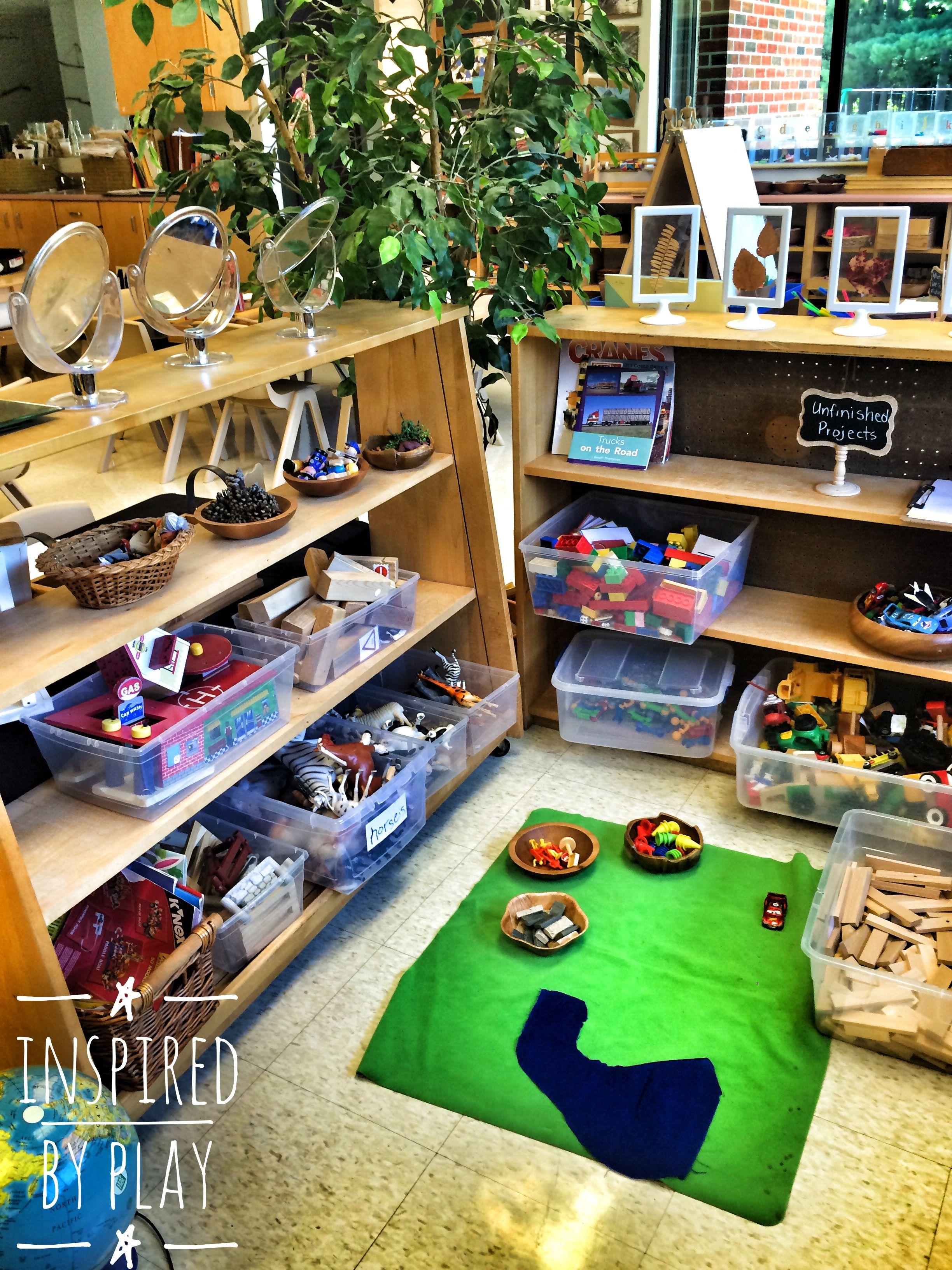 Preschool Classroom Design Tools ~ A reggio inspired classroom design kinderland tour part