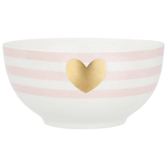 Müslischale in zartem Pastellnuancen - ein hübscher Blickfang bei Tisch