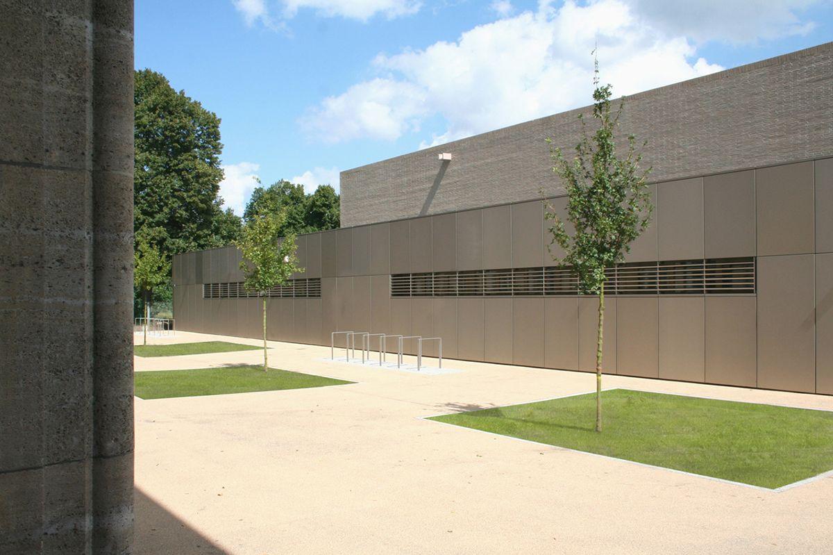 Sports Hall Buchholz Balneario y Proyectos