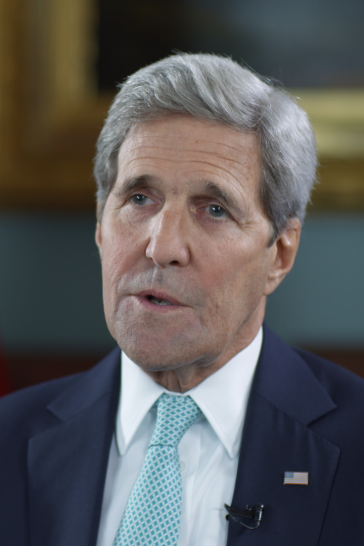 Here's The Full Transcript Of John Kerry's Interview With HuffPost