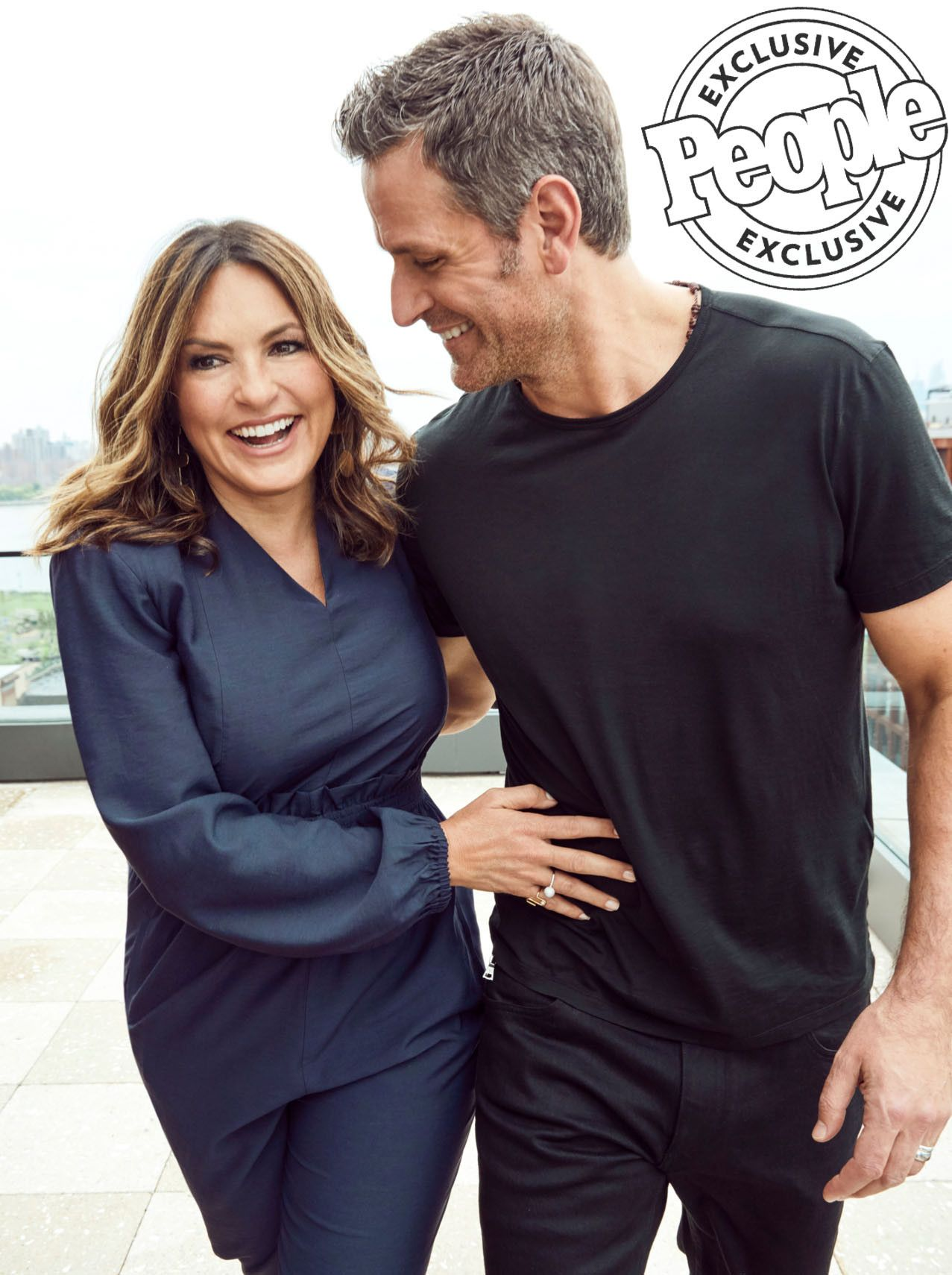 Mariska Hargitay and Peter Hermann Open Up About Adoption and Their Unique Brood