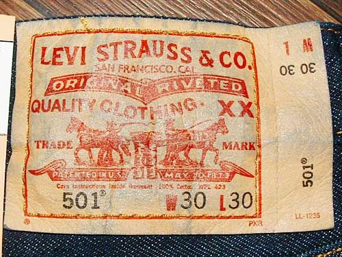 San Francisco 1482c e881c Levi Strauss