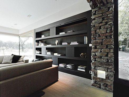 Kasten op maat - RMR Interieurbouw - Moergestel - Tv woonkamer ...