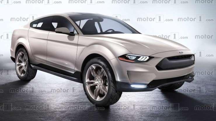 2020 Ford Mustang Mach 1 Motor1 Com Hersteller Ford Mustang Concept Cars Suv