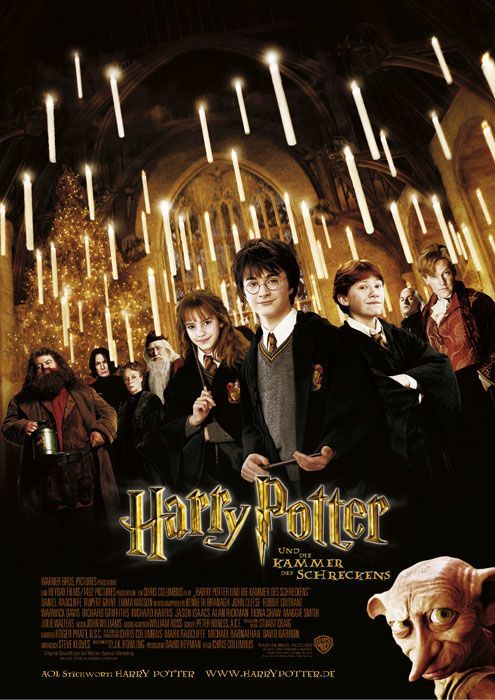 Floating Candles Harry Potter Poster Harry Potter Movies Harry Potter Universal