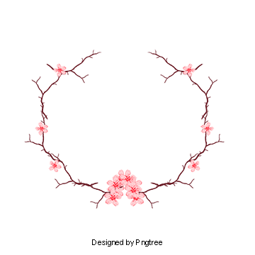 Hand Painted Flower Vine Romantic 039 S Day Hand Painted Flowers Png Transparent Clipart Image And Psd File For Free Download Vine Drawing Vector Flowers Floral Wreath Watercolor