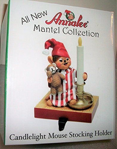 Candlelight Mouse Stocking Holder Annalee Mantel Collecti... https ...