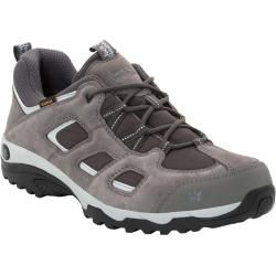 Photo of Jack Wolfskin Waterproof men hiking shoes Vojo Hike 2 Texapore Low Men 47 gray Jack WolfskinJac