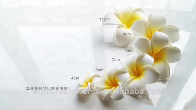 Source Wholesale Artificial Foam Frangipani Foam Plumeria Hair Clips On M Alibaba Com Flores Artesanato Arranjos De Flores Trabalhos Em Eva