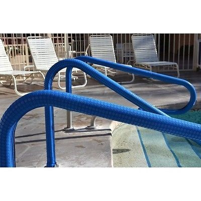 Pool Equipment Parts and Accs 181070: Kgs 801 Rb Koolgrips Rail Cover, 8 Ft. Blue -> BUY IT NOW ONLY: $53.95 on eBay!