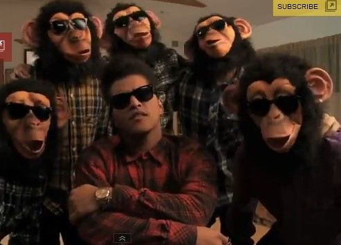 Bruno Mars The Lazy Song I Found Out About This Song From Tahj Mowry Covers On Youtube And Loved It I M Amused By The Monkeys I See Bruno Mars Songs Bruno