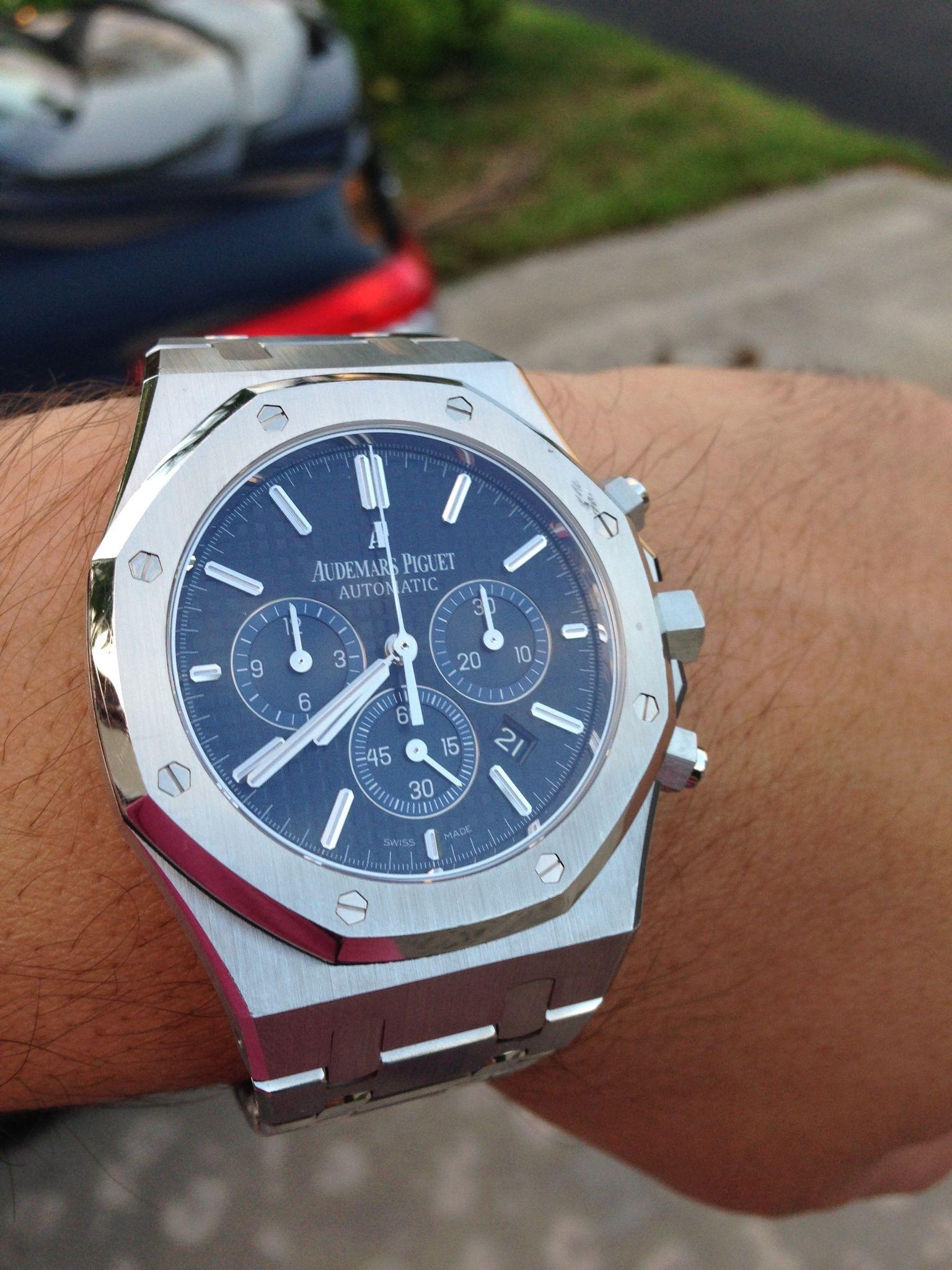 This Watch Has Class Written All Over It Audemars Piguet Royal