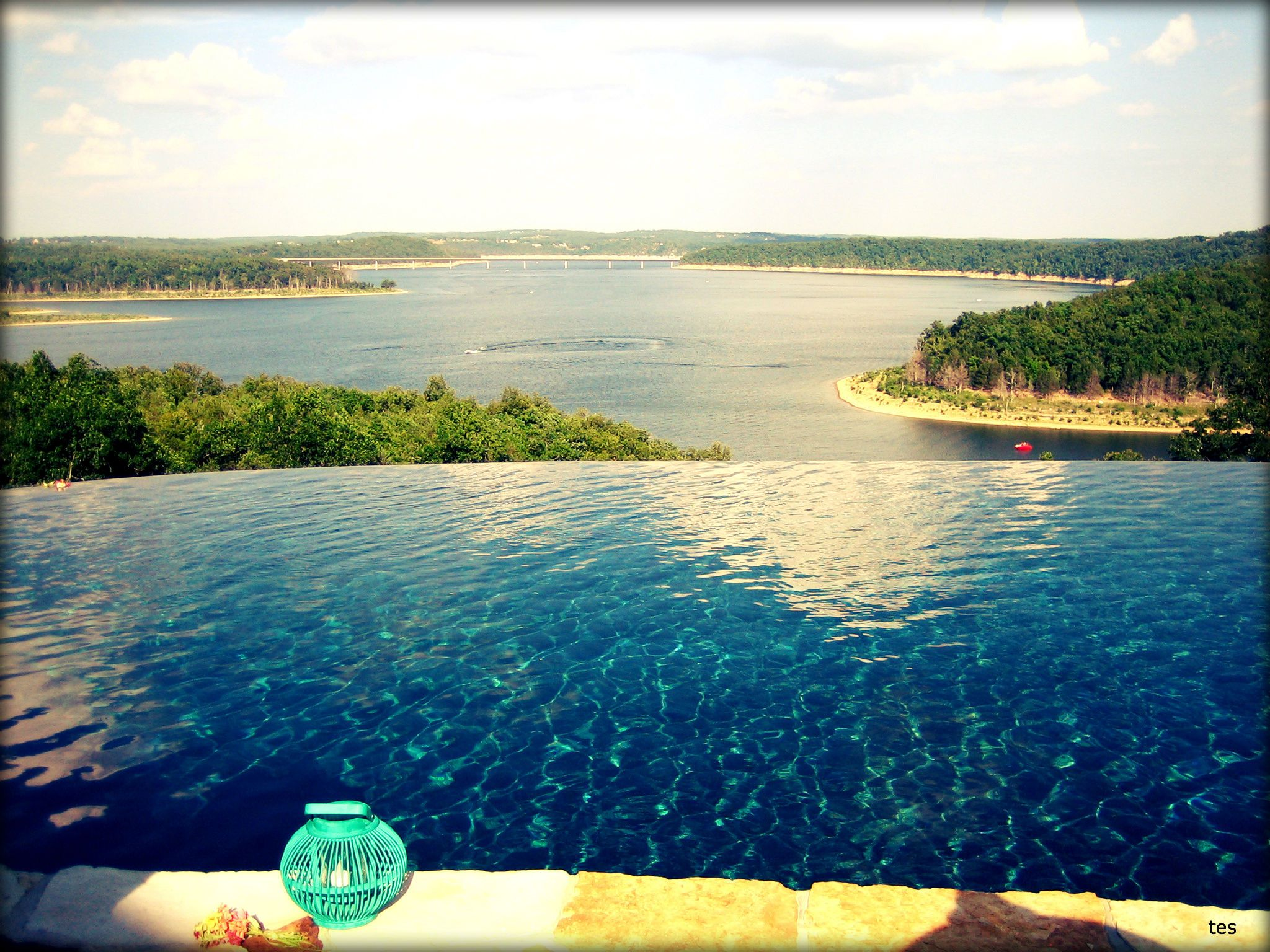 Lydias Outdoor Weddings Mountain Home Arkansas Infinity Pool Norfork Lake Trip