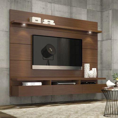 Resultado de imagen para mueble para tv flotante tv pared