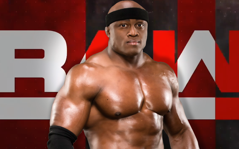 Bobby Lashley Agrees To Terms With Wwe Wwe Bobby His Eyes