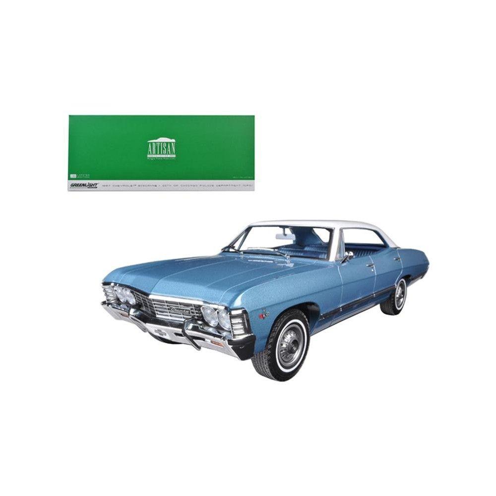 1967 chevrolet impala sport sedan 4 doors nantucket blue