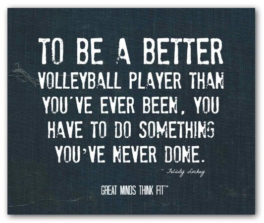 volleyball #inspirational #quotes   Inspirational football ...