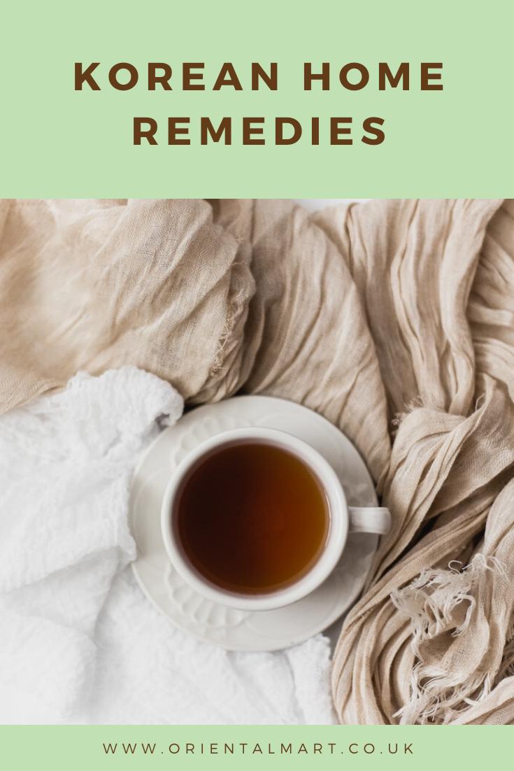 Korean Home Remedies Home Remedies Remedies Health
