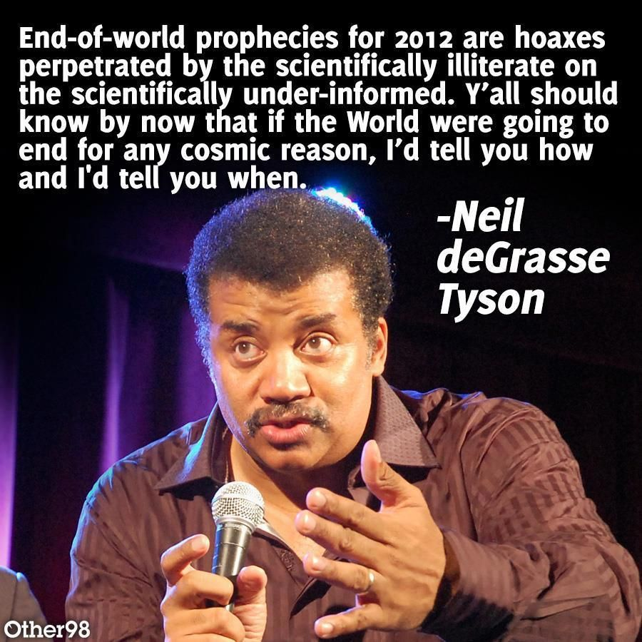neil degrassi tyson cosmos ending a relationship