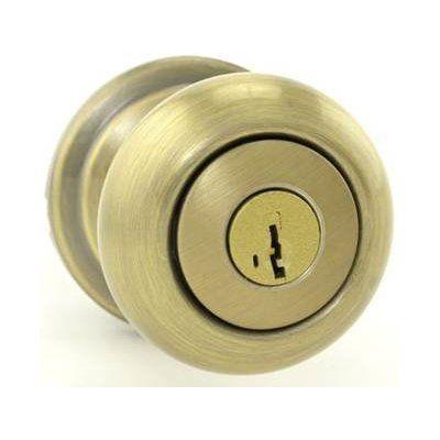 Kwikset Phoenix Signature Series Keyed Door Knob with SmartKey ...