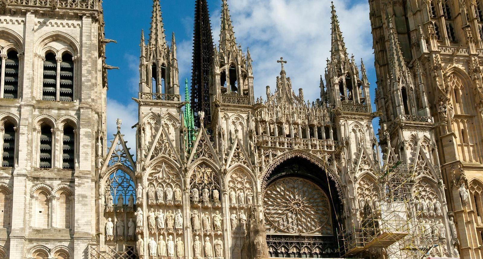 Cathedrale Notre Dame De Rouen