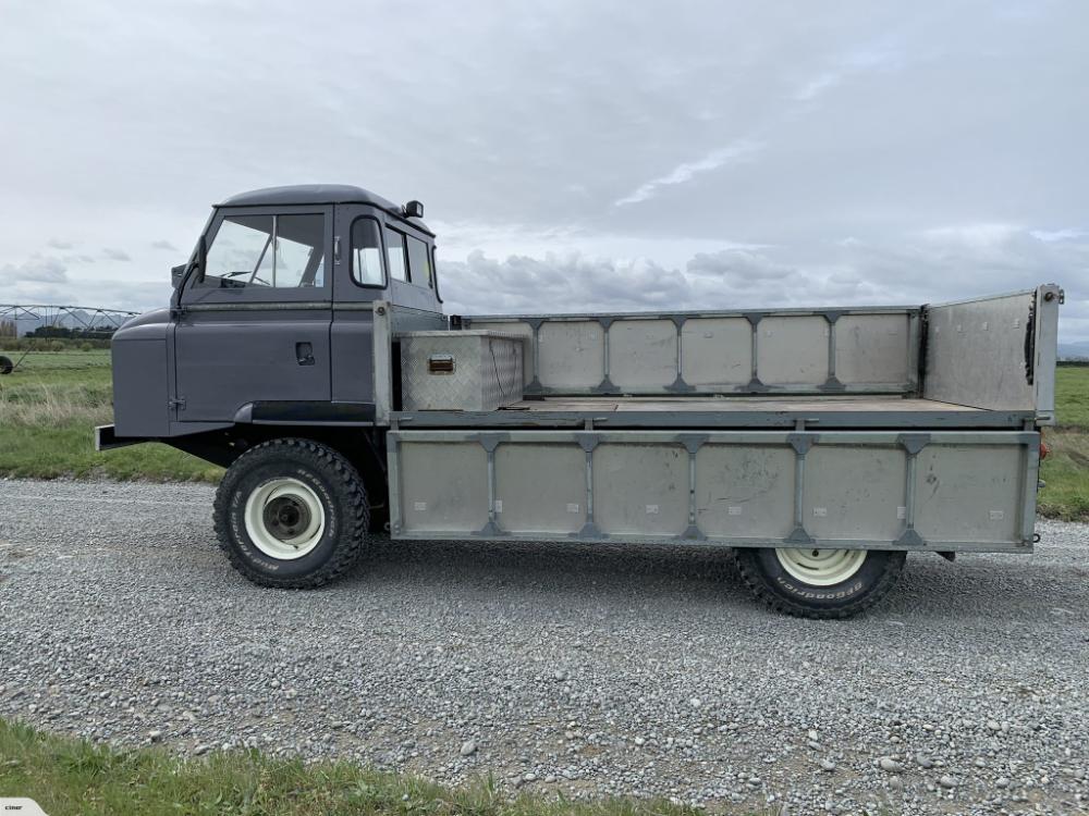 1965 Land Rover Series 2 Forward Control Trade Me Land Rover
