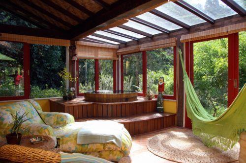 Paz Interior Hot Tub Room Indoor Hot Tub Spa Rooms
