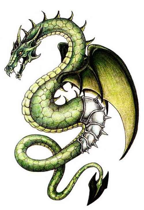 Dragon New 46 Dragon Tattoo Design Art Flash Pictures Images Dragon Tattoo Designs Dragon Tattoo Dragon Pictures